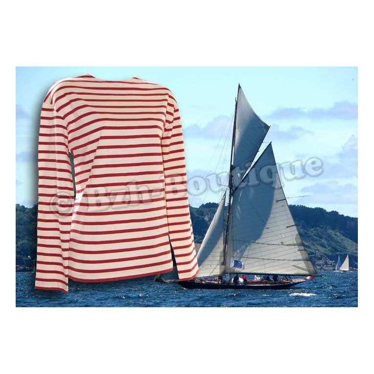 Marinière Pêcheur - Ecru - Sinagot