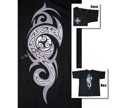 Tee-Shirt Tribal Triskell