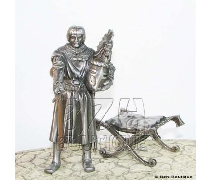 Salle d'armes des chevaliers