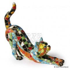 chat-incrustation-mosaique
