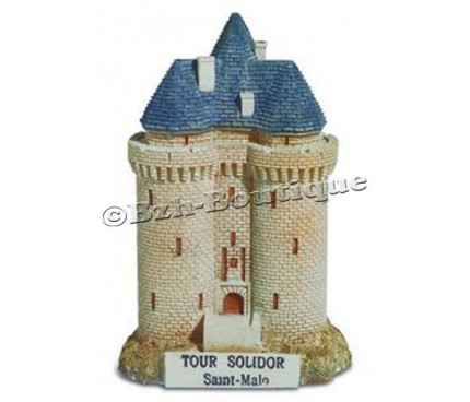 Solidor Tower in Saint Malo