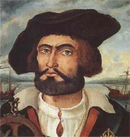 Portrait de Jacques Cartier