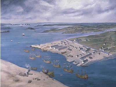 L'origine de Lorient